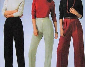 Pants Sewing Pattern UNCUT McCalls M5239 Sizes 8-14