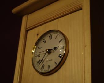 Shaker Style Wall Clock