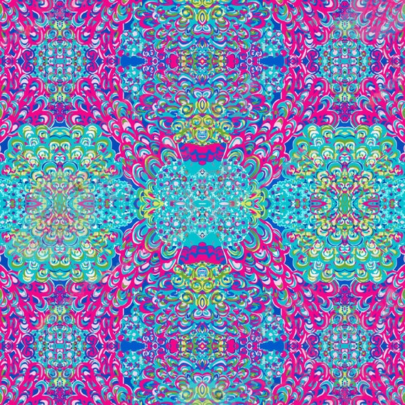 Details about Craft vinyl, Lilly's Lagoon Lilly HTV, Printed Patterned  Craft viny LP-120ss
