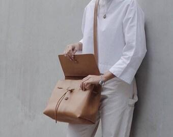 Femme Vegan Leather Bag, Vegan Leather, Satchel Bag, Crossbody Bag, Shoulder Bag, Everyday Bag,