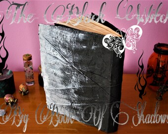 The Black Witch Big Book Of Shadows