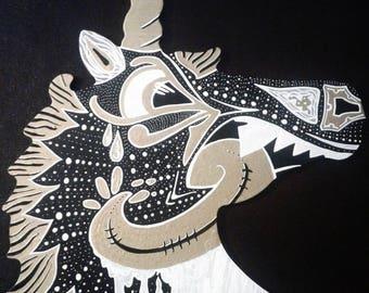 Eye of Horus Unicorn