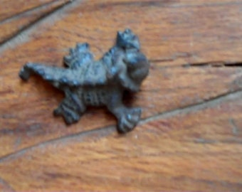 Horned Toad or Horned Lizard FREE SHIPPING