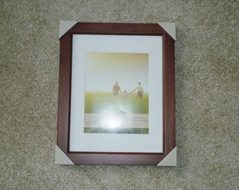 8x10 Matted or 11x14 Unmatted Frame add-on- framed print, add frame to print,  ready to hang, frame your print, frame add on