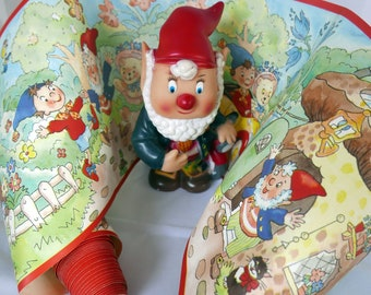 Vintage Noddy - Wallpaper Border