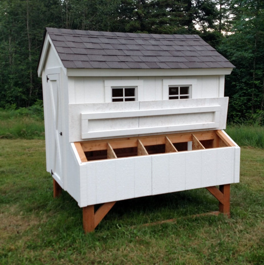 chicken coop plans - pdf file instant download from coopexpert on