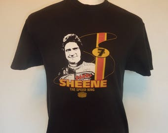 Barry Sheen The Speed King,T-Shirt Size M,