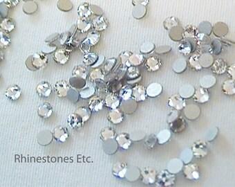 Crystal 7ss Swarovski Elements Rhinestones Flat Back 1 gross