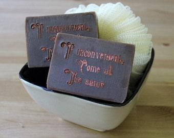 Sherlock Holmes Goat's Milk Soap