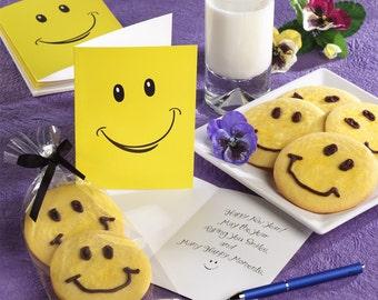 Happyface Greeting Card