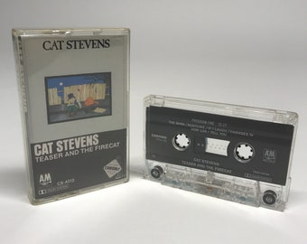 Cat Stevens Teaser and the Firecat (1971, Casette Tape)