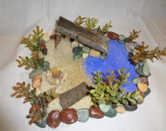 Fairy Garden Swimming hole