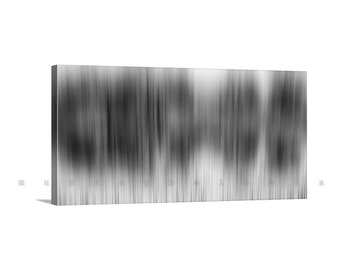 Black and White, Abstract Art, Large Wall Art, Panorama Print, Contemporary Art, Modern Art, Wide Art, Panoramic Art, Unique Art