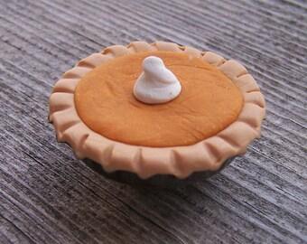 Cutie Pie Pumpkin Pie Magnet