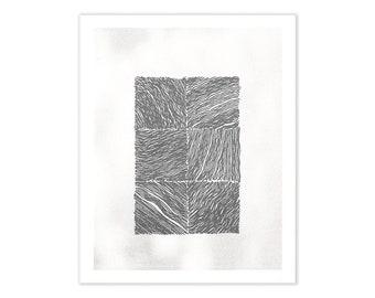 Untitled (#2) - Risograph Print