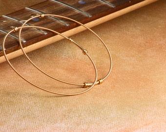 Song Loop Earrings