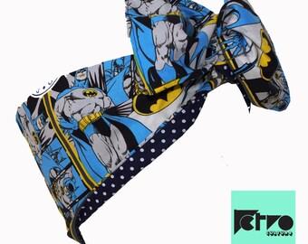 Batman Superheroes Comic Rockabilly Pin up Headband