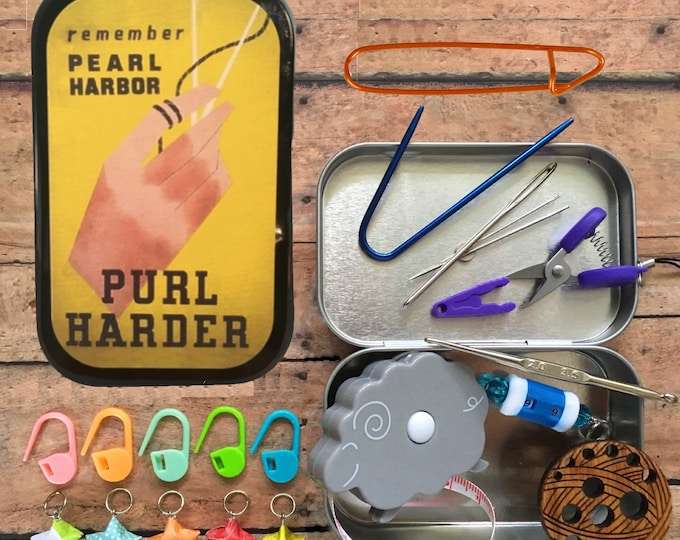 Featured listing image: Purl Harder