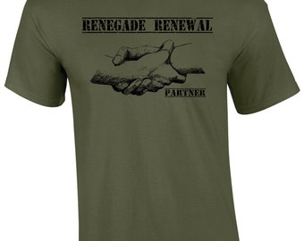 Renegade Renewal PARTNER-- Give back with your purchase!