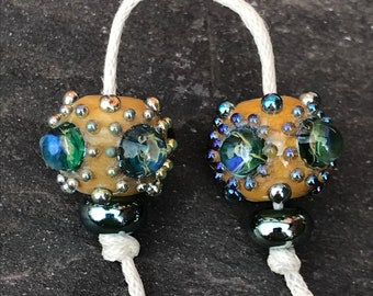 Emerald jewelled pair FHFteam GBUK SRA