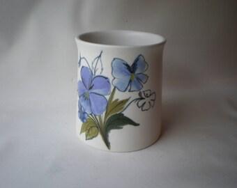 Vintage Arabia of Finland Utensil Vase