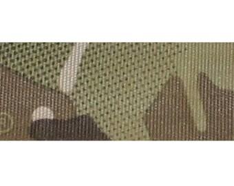 """19mm - 0.75"""" Nylon Binding Tape Crye Multicam"""