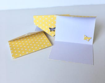 Business Card Envelopes, Gift Card Holders, Notecards