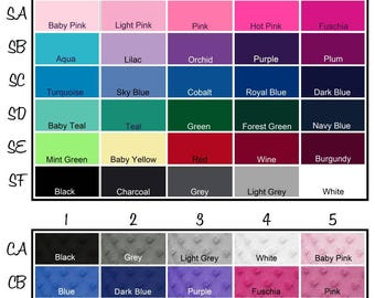 Fabric Swatch Request