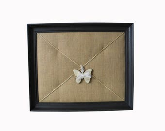 Vintage hand made Butterfly 1 frame