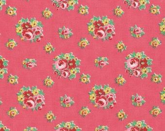 Verna Mosquera PWVM166 Love & Friendship Love's Bouquet Blush Fabric By Yd