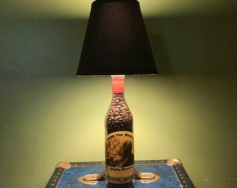Pappy Van Winkle Handmade Bottle Lamp