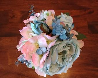 Summer Serenades Bouquet and Vase
