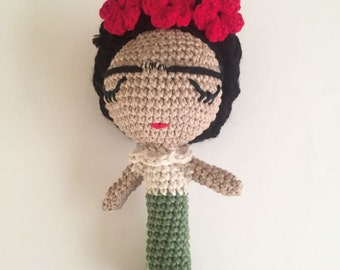 Frida Rattle Pattern Only