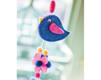 Birdy Bell Pull Sewing Pattern Download 803395