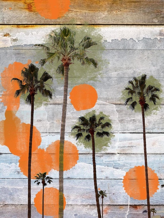 """California. Large landscape wall art, Canvas art print up to 60"""" wide, Home decor, Living room, Master bedroom decor Contemporary wall art"""