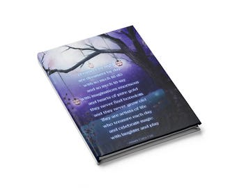 Dreamer Journal    Blank Journal   Blank Sketchbook