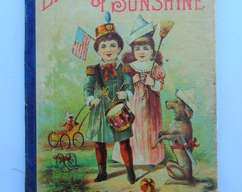 1895 Little Rays of Sunshine