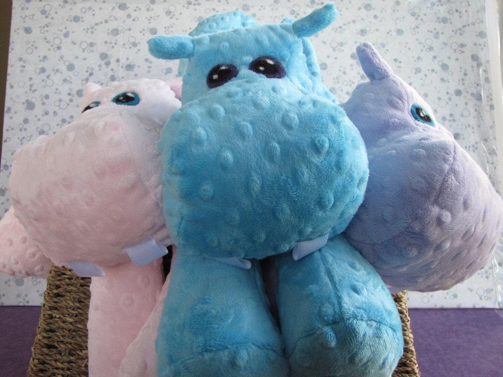 Hippo stuffed animal sewing pattern zoom jeuxipadfo Image collections