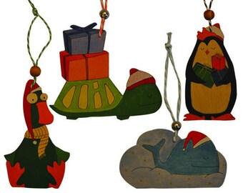 Christmas-tree decoration for animals Kit