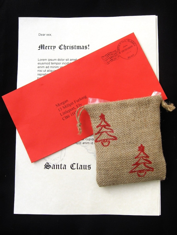 Items similar to letter from santa letter w reindeer food items similar to letter from santa letter w reindeer food personalized letter from santa santa claus letter wreindeer food handwritten letter from spiritdancerdesigns Image collections
