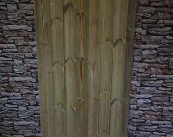 TVG Centred Arch Garden Gate.
