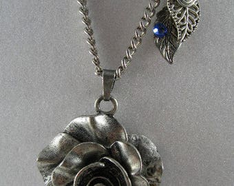 Mother's Rose Necklace Custom Order