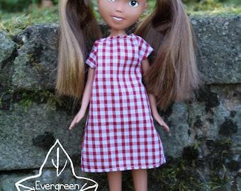 Repainted doll 118 by EvergreenDollsCo - OOAK made under rescued doll