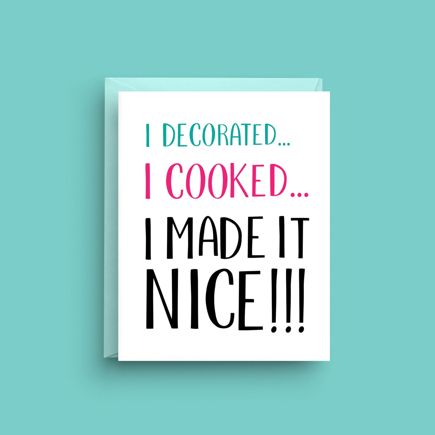 Real Housewives Of New York Funny Birthday Card RHONY Funny