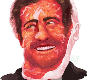 Steak Gyllenhall - Print