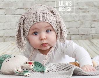 Bonnet & Baby Moccasins, Set 6-12 months, Leather Shoes, Pre-Walker Shoes, soft shoes, Cotton bonnet, Soft Leather moccasins, baby socks