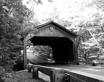 Covered Bridge, Angled