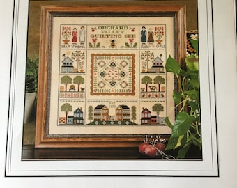Orchard Valley Quilting Bee by Little House Needleworks