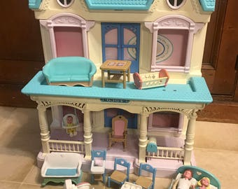 Fisher Price Tree House Loved Loved Loved This Antique Toys