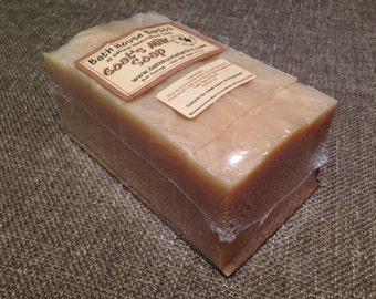 6 Bars of Goat's Milk Soap